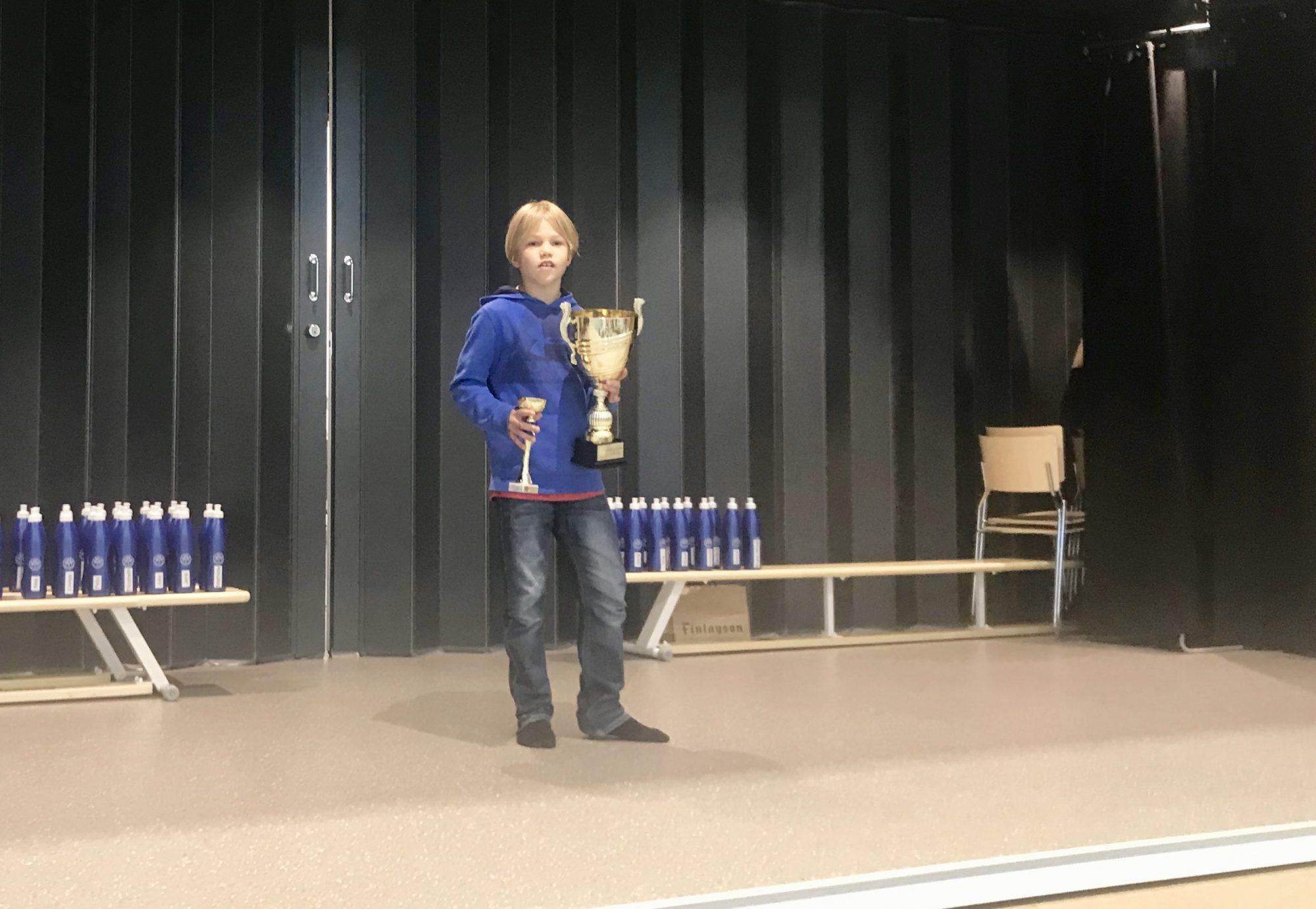 Knattepokalen pristagare 2018